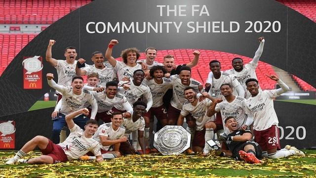 Viễn cảnh nào cho nhà vô địch Community Shield, Arsenal khi mùa giải ngoại hạng sắp bắt đầu