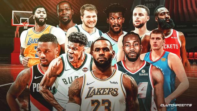 NBA 2021 ấn định ngày khai cuộc
