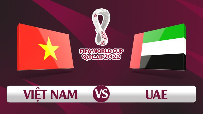 ĐT Việt Nam sẽ lọt top 80 Thế giới nếu tiếp tục có kết quả thuận lợi trước UAE
