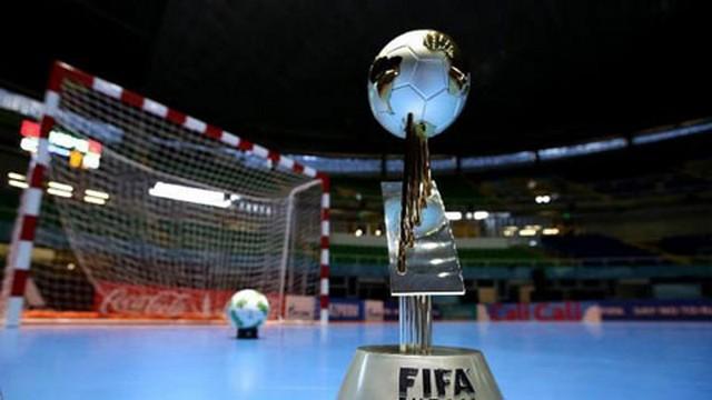 ĐT Futsal Việt Nam gặp phải thách thức ngay từ vòng bảng FIFA Futsal World Cup 2021